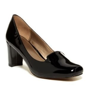 Joan and David Patent Leather Pumps, Size 9M